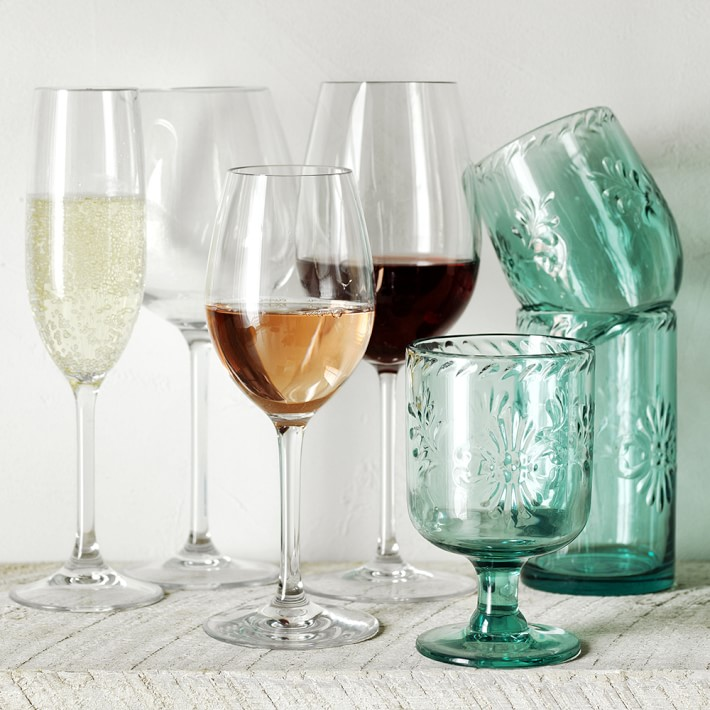 plastic outdoor drinkware for zero waste entertaining