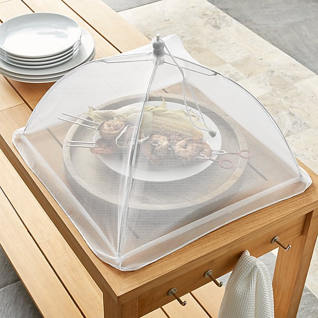 mesh food covers for zero waste entertaining