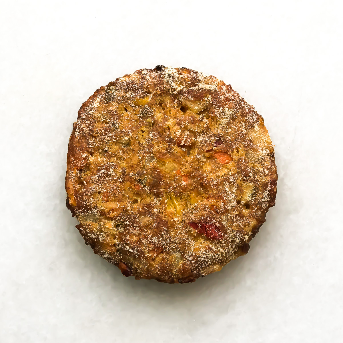 Trader Joe's Vegetable Masala Veggie Burger
