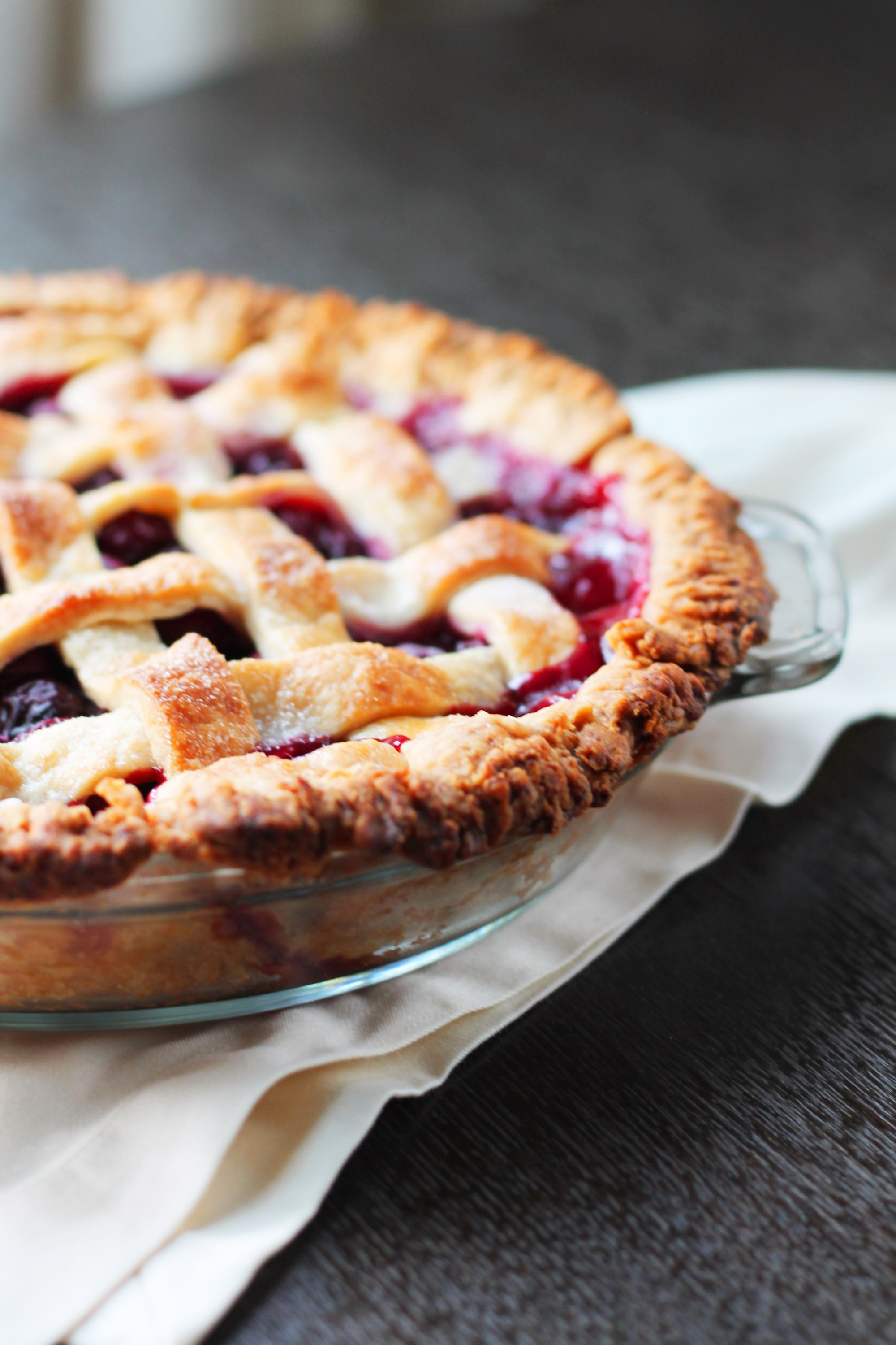 Michigan Cherry Pie