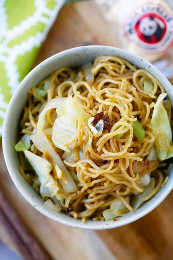 Panda Express inspired Chow Mein