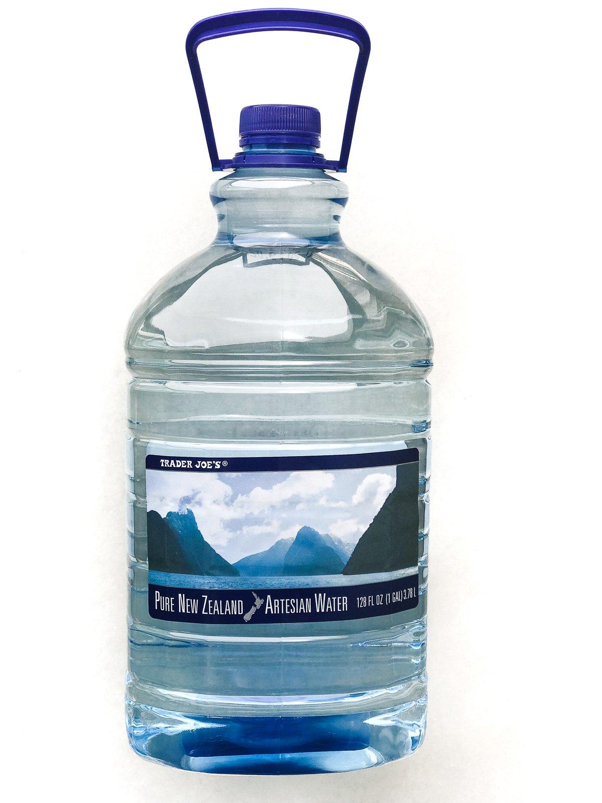 Trader Joe's Water