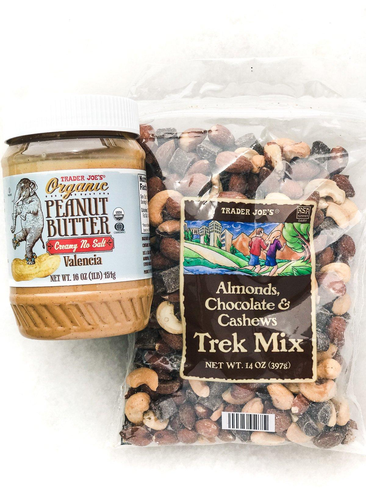 Trader Joe's Peanut Butter, Trail Mix
