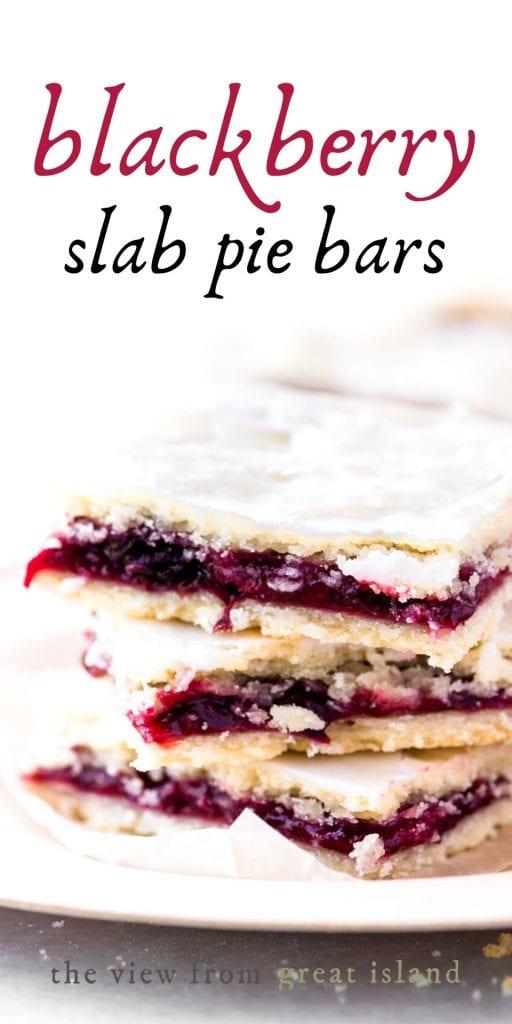 blackberry pie bars pin