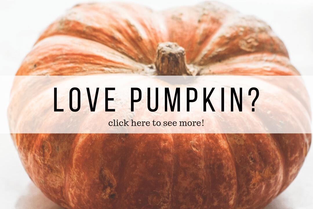 pumpkin recipes image