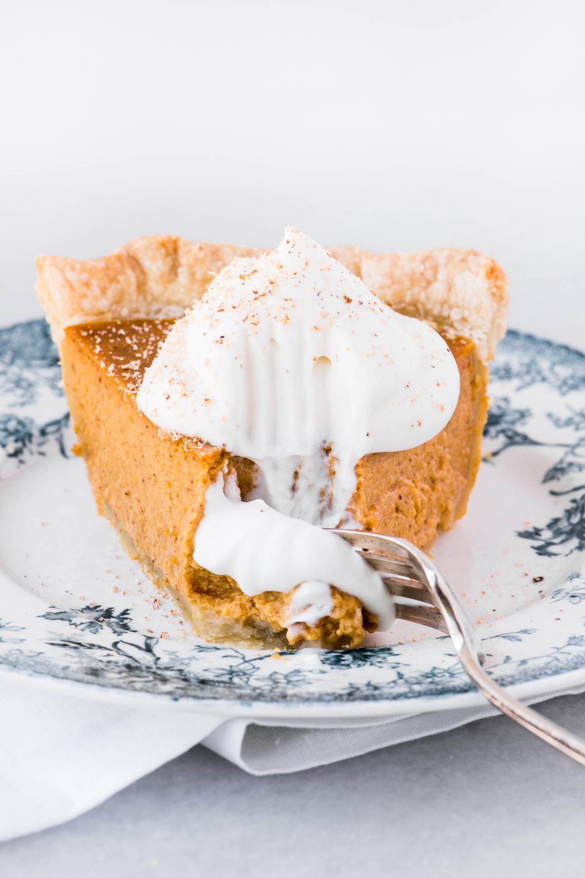 Libby's pumpkin pie recipe with maple whipped cream