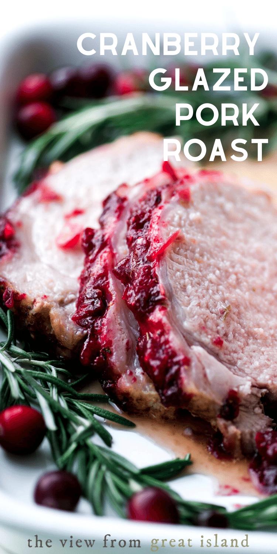 cranberry glazed pork roast pin 2