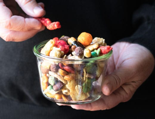 Tasting Gone Loco party mix
