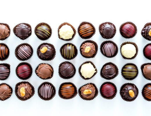 small batch craft chocolates