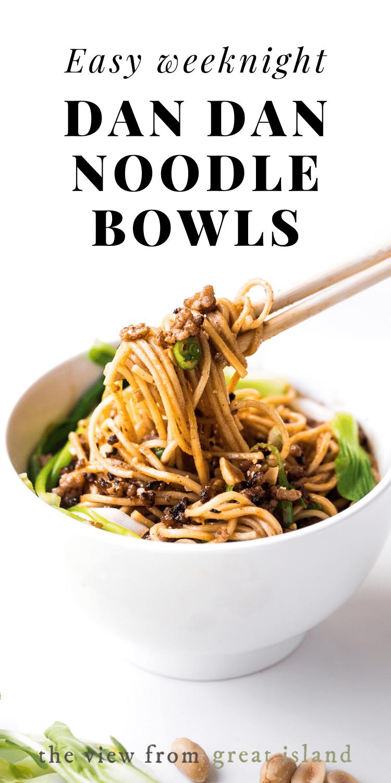Dan dan noodle bowl pin