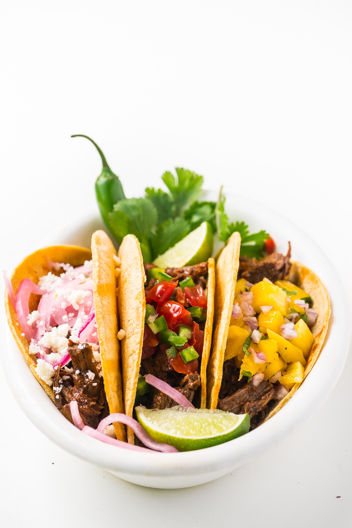 Instant Pot Barbacoa Tacos