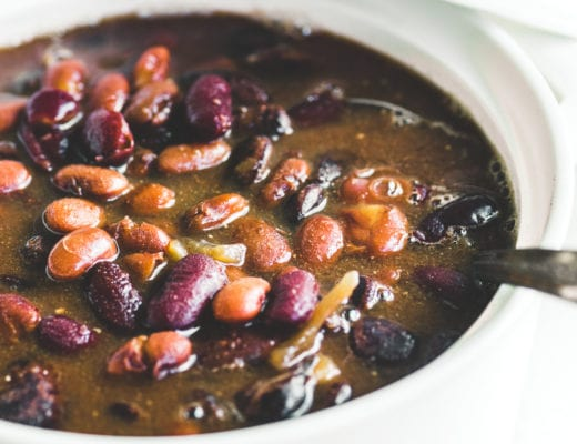 classic New England Baked Beans recipe