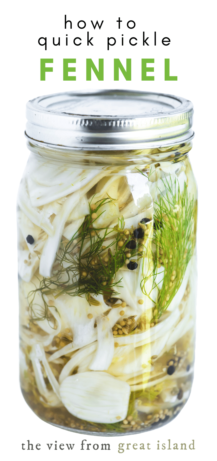 pickled fennel pin