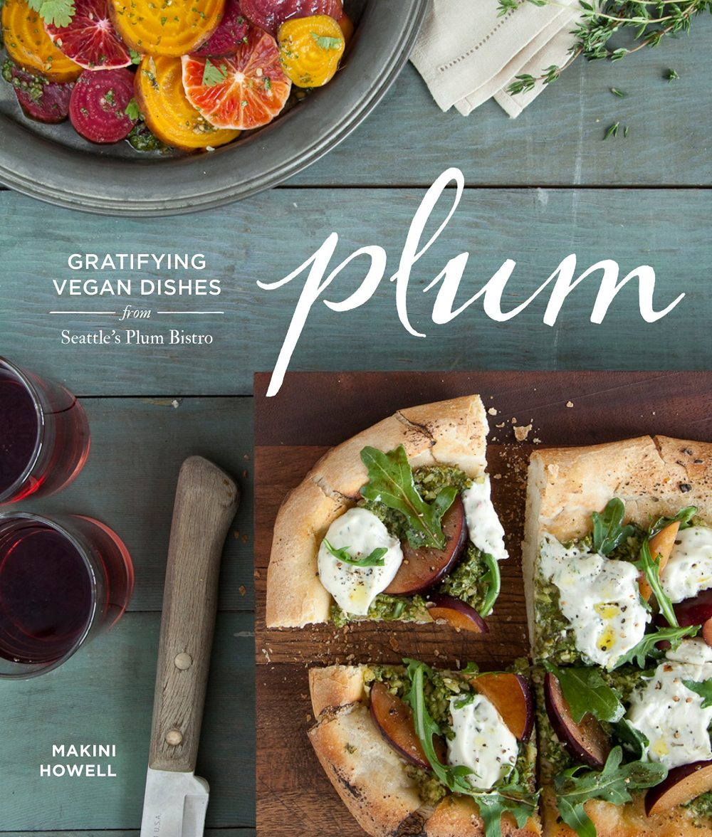 Plum, Vegan recipes