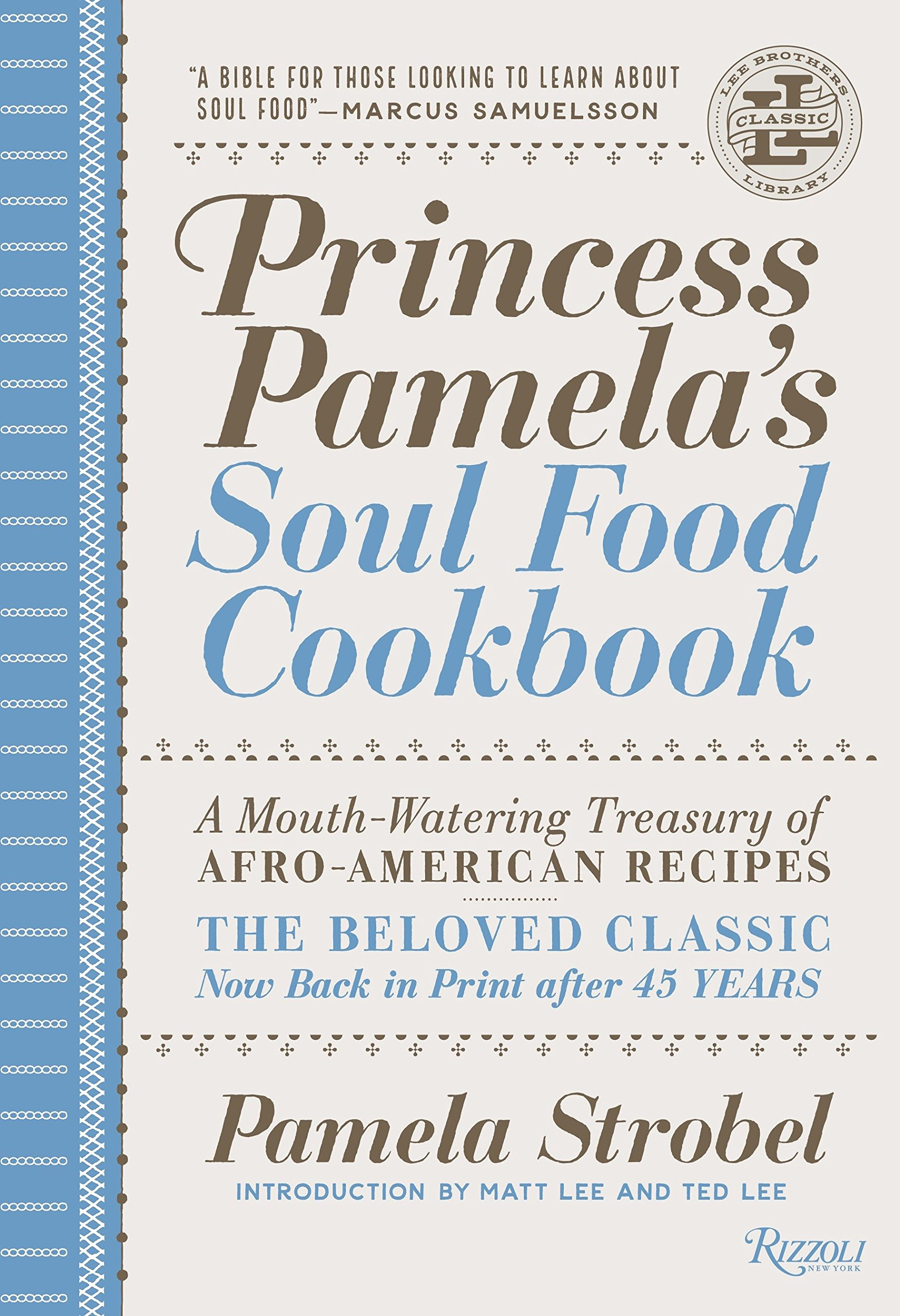 Princess Pamela's Soul Food
