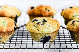 cooling muffins