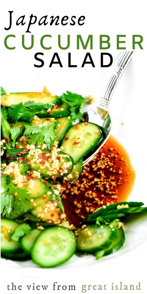 cucumber salad pin