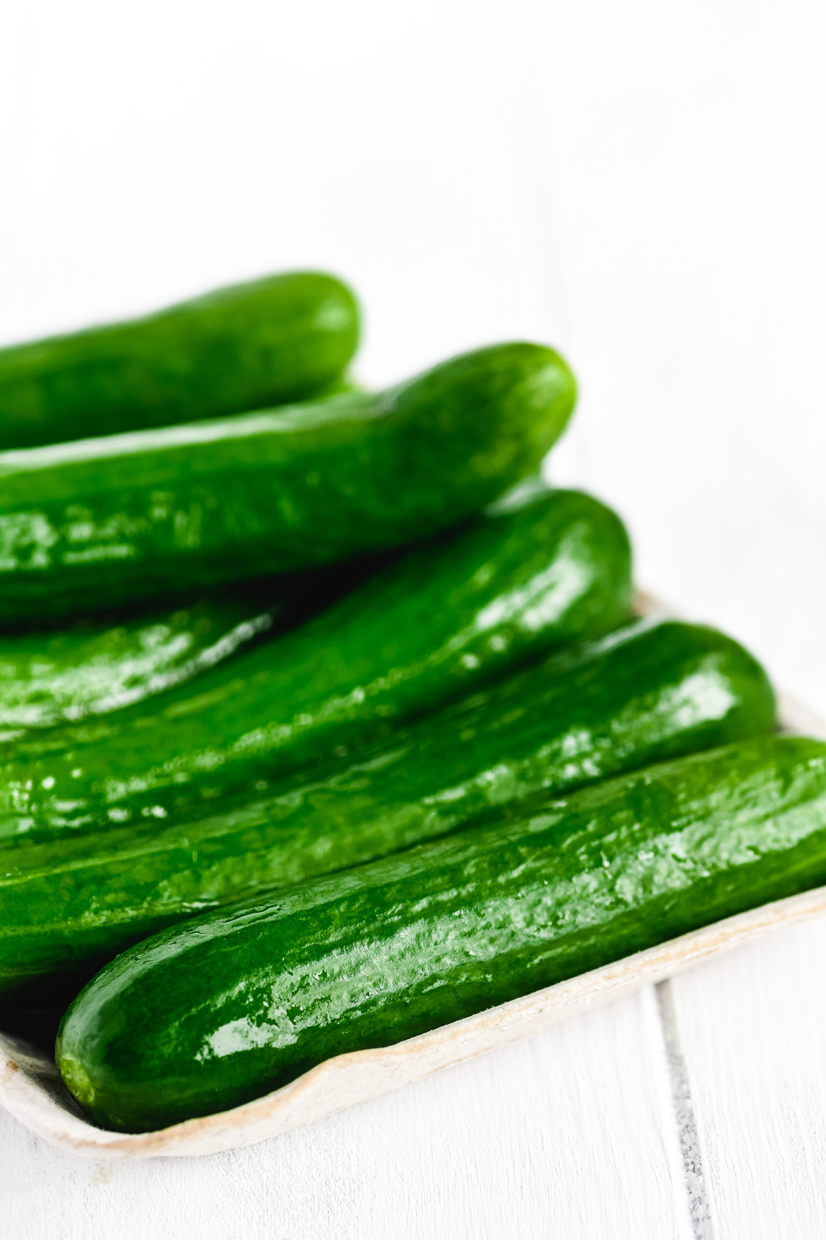 small cucumbers for cucumber salad