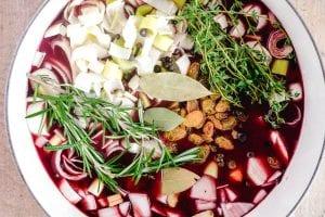 marinade for sauerbraten