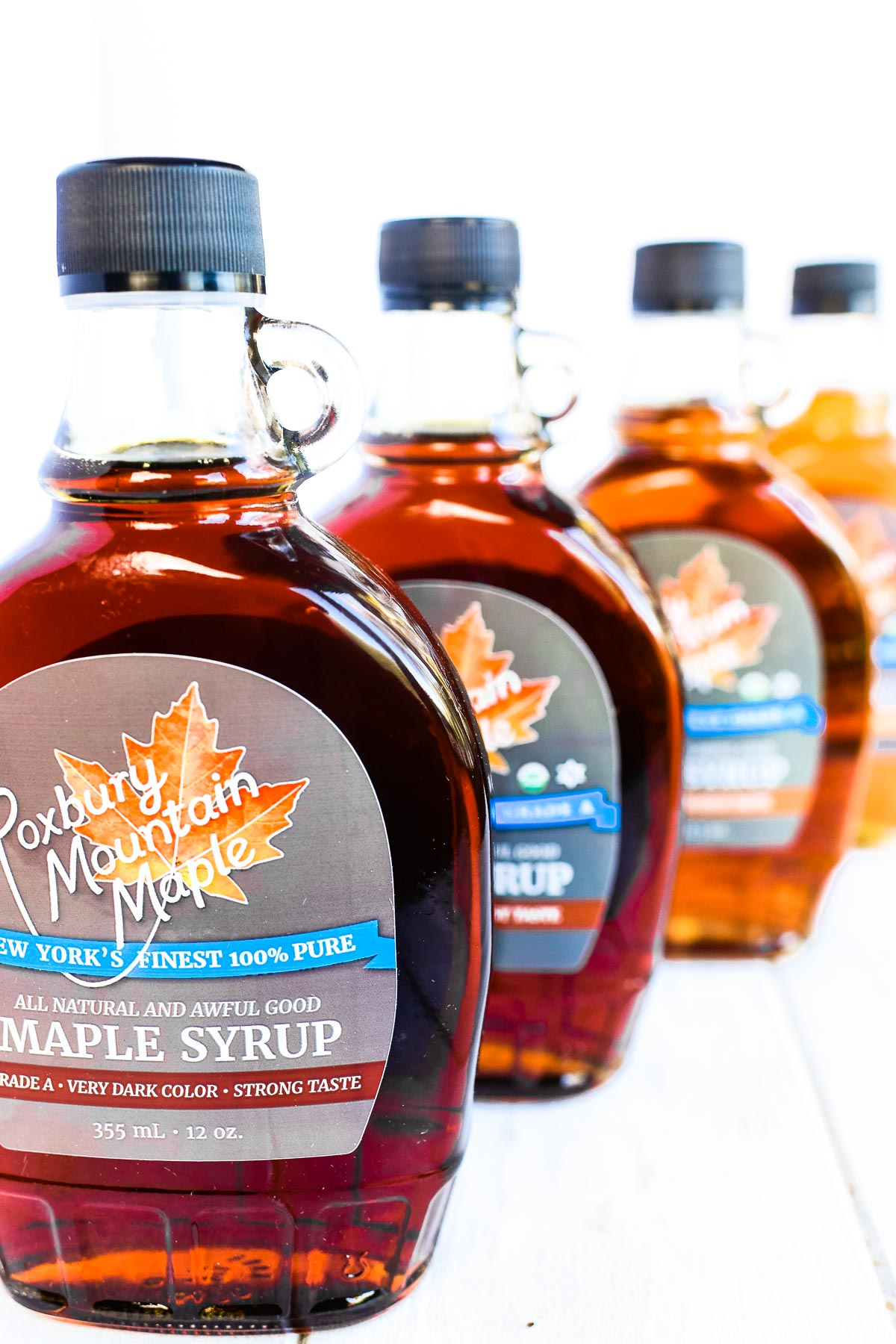 Roxbury Mountain Maple Syrups