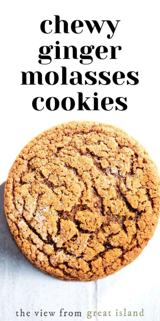 molasses cookie pin
