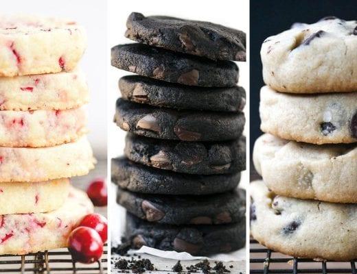 shortbread cookies recipes