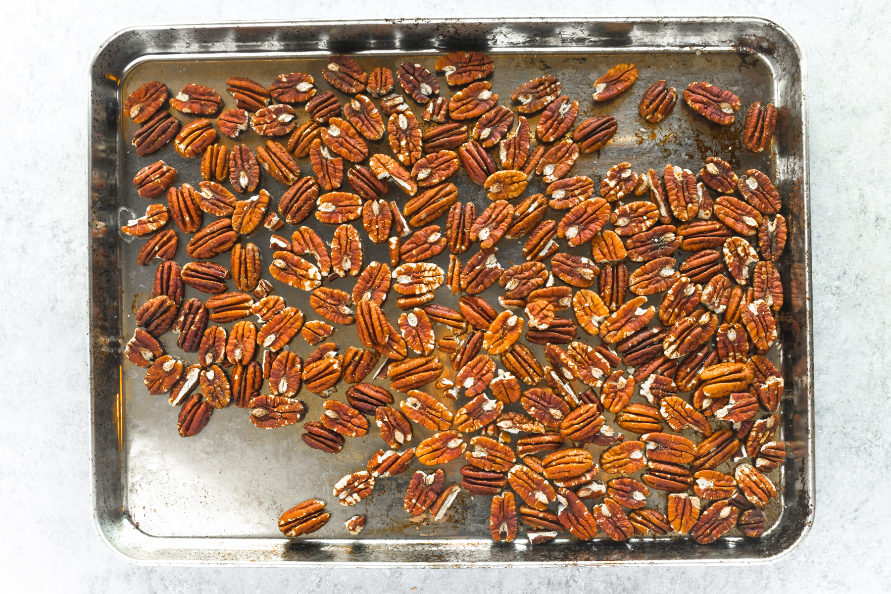 toasted pecans