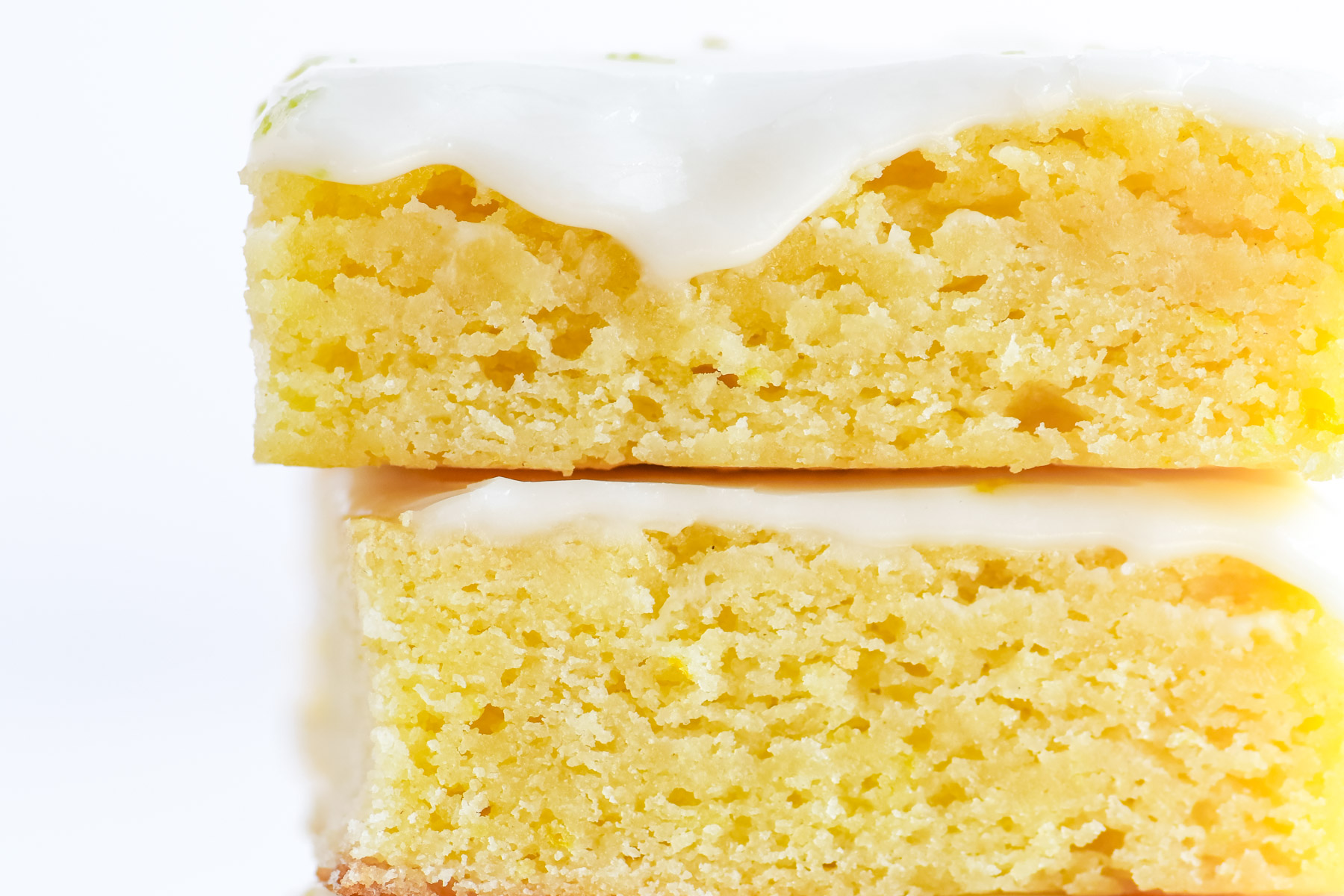 Triple Lemon Brownies   move over chocolate!