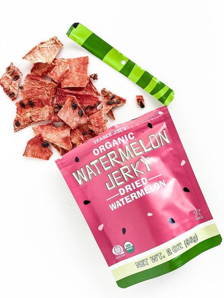 Trader Joe's Watermelon Jerky