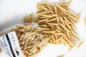 penne pasta for lemon basil pasta salad