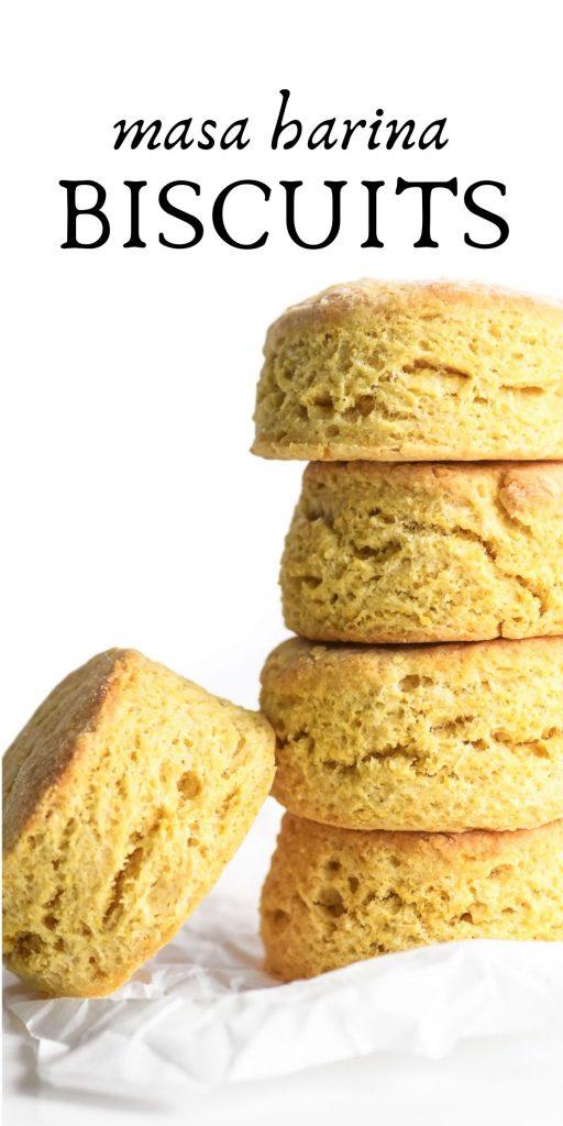masa harina biscuits