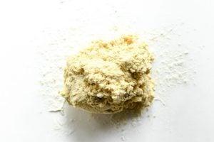 masa harina biscuit dough